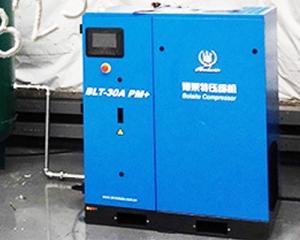 博莱特PM+系列永磁变频空压机应用案例